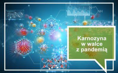L-karnozyna w walce z pandemią
